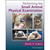 【预订】Performing the Small Animal Physical Examination 978111