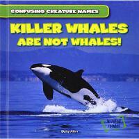 【预订】Killer Whales Are Not Whales!