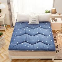 0721130500528加厚榻榻米1.8m床垫学生宿舍单人0.9m床褥1.5m双人垫可折叠海绵垫