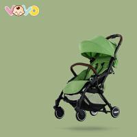 婴儿推车轻便折叠小婴儿车儿童便携式可坐可躺超轻便口袋伞车
