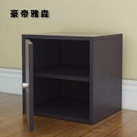 格子柜自由组合 儿童卧室简易多功能书柜书架收纳储物多格墙柜子