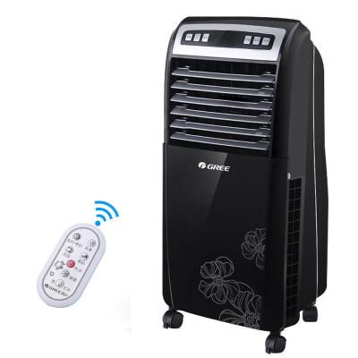 格力大松(Gree)KS-0503D-WG 空调扇 格力品质,15小时定时,远程遥控,四档风速,5L水箱持久制冷