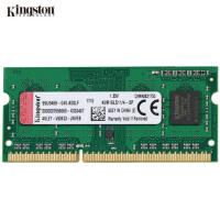 金士�D(Kingston)低��喊� DDR3 1600 4GB �P�本�却�l 1.35V��� 兼容1333��X�却�l
