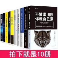 管理的成功法则 10册 管理方面书籍 畅销书领导力识人用人管人 不懂带团队你就自己累执行力 阿尔泰成功管理 管理者必读
