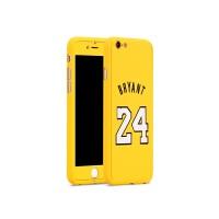 Plus手机壳 苹果6S篮球飞人 库里乔丹科比PC全包前后盖