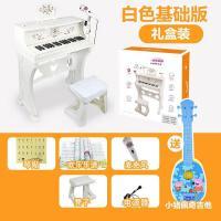 ?贝芬乐儿童电子琴初学带麦克风钢琴宝宝女男孩玩具1-3-6-12岁礼物?
