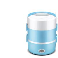 电热饭盒可插电加热饭盒电饭盒煲热饭神器蒸饭锅三层保温饭盒