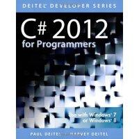 【预订】C# 2012 for Programmers 9780133440577