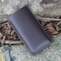 手机壳苹果Xsmax超薄全包防摔套6.5寸保护皮套 手工