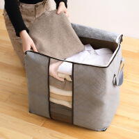 被袋 无纺布棉被收纳袋 大可视号折叠整理箱防尘玩具收纳袋