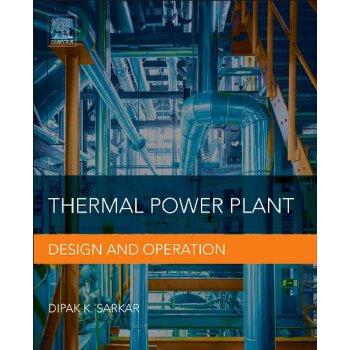 【预订】Thermal Power Plant 9780128015759 美国库房发货,通常付款后3-5周到货!