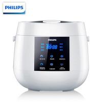 飞利浦(PHILIPS)电饭煲2L迷你智能可预约液晶显示HD3061