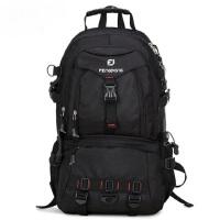 户外运动大容量登山包男士书包新款多功能旅游包男背包双肩包旅行包