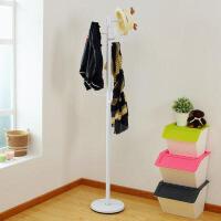 【满减】ORZ 卧室门厅树枝衣帽架落地 创意多功能室内铁艺衣物包包挂架