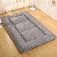 榻榻米床垫地垫可折叠懒人睡垫夏季办公室午休睡觉垫子打地铺