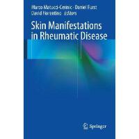 【预订】Skin Manifestations in Rheumatic Disease