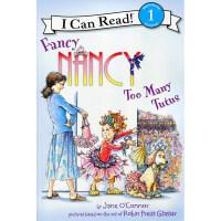 Fancy Nancy: Too Many Tutus ( I Can Read)