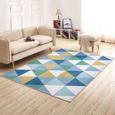 074707856简约北欧风家用地毯客厅沙发茶几卧室床边满铺现代可机洗毯子 一般在付款后3-90天左右发货,具体发货时间请以与客服协商的时间为准