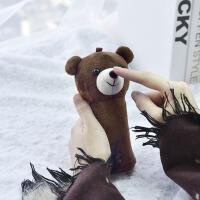 创意小熊玩偶充电暖手宝送女友爱人生日礼物