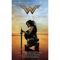 【预订】Wonder Woman: The Official Movie Novelization 978178565