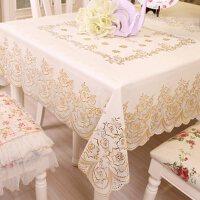 20200109134037818方桌布八仙桌台布正方形桌布四方形条纹简约防水餐桌布pvc塑料垫
