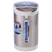 电热水瓶保温家用304不锈钢自动电开水瓶烧水壶5L