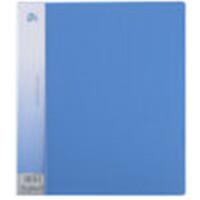 齐心NF10AK 蓝色资料夹文件夹A4资料册10/20/30/40/60/80/100页