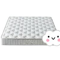 弹簧床垫1.8m椰棕20cm厚1.5米经济型乳胶床垫软硬两用定做