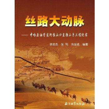 丝路大动脉:中哈原油管道阿拉山口至独山子工程纪实