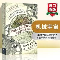 机械宇宙 英文原版书 The Clockwork Univers 牛顿 皇家学会与现代世界的诞生 罗辑思维书单 正版现