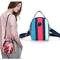 2018新款女包包斜挎包迷你时尚休闲手机包单肩斜挎包买菜小手提包