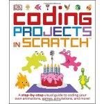 Coding Projects in Scratch 英文原版 儿童编程:用Scratch写任务 DK出版