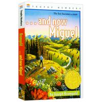 牧童历险记 英文原版 And Now Miguel 难忘牧羊人 英文版儿童文学小说 纽伯瑞金奖 少年文学成长小说 现货