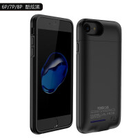 2018新款 iphone7背�A式充����O果6S�池7plus8X6P手�C��iPhon