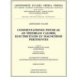 【预订】Commentationes Physicae Ad Theoriam Caloris, Electricit
