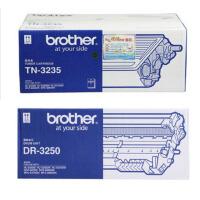 原装兄弟 brother TN-3235黑色墨粉盒 TN-3285 超大容量墨粉盒 DR-3250 硒鼓鼓组件 适用于