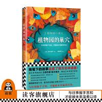 【读客植物园的巢穴 梨木香步 植物园的巢穴 她笔下的故事治愈了百万日本读者成人版的爱丽丝梦游仙境 外国小说书籍