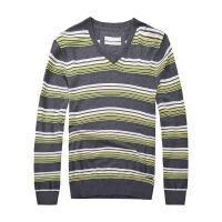 思莱德男士时尚商务休闲针织衫8-3-4-411124016048