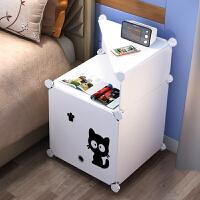 床头收纳柜抽屉式儿童储物柜子宝宝衣柜婴儿玩具整理箱多层收纳箱 赠送险