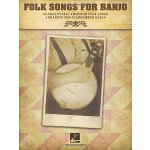 【预订】Folk Songs for Banjo: 40 Traditional American Folk Song