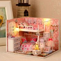 6-7-8-9-10岁女童儿童手工过家家公主娃娃屋女孩玩具