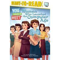 Women Who Launched the Computer Age 开创了电脑时代的女性 2017年度STEM图书
