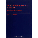 【预订】Mathematical Essays 9789971950989