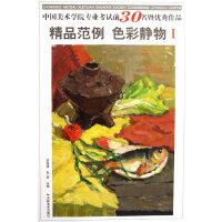 精品范例 色彩静物Ⅰ/中国美术学院专业考试前30名暨优秀作品