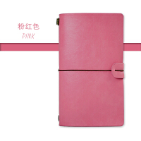 记事本商务创意活页本子笔记本随身手账本旅行本a6