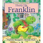 【预订】Hurry Up, Franklin Y9781554538195