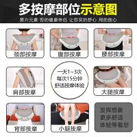 颈椎按摩器捶打劲椎按摩披肩肩颈肩膀多功能加热家用颈部腰部肩部