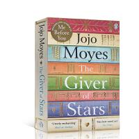 【全店300减100】英文原版 The Giver of Stars Jojo Moyes 纽约时报畅销书遇见你之前 星