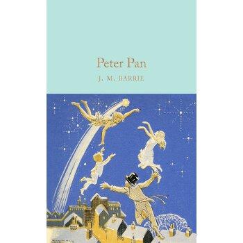 英文原版 彼得潘 小飞侠 经典名著 Peter Pan