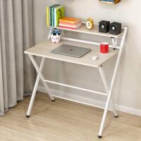 简易电脑桌台式可折叠桌子写字桌卧室学生书桌家用小桌子简约现代